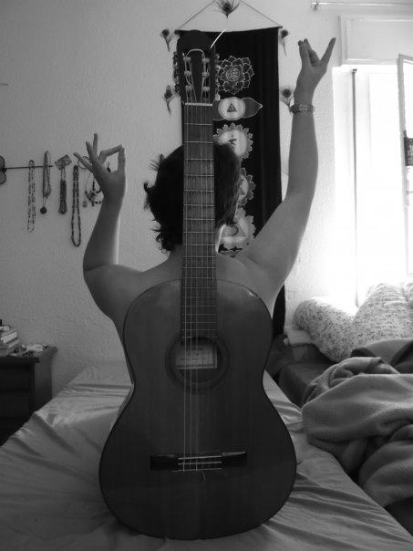 ana-guitarra