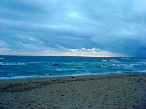 anochece-con-nubes