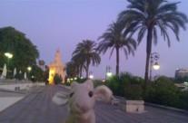 Olivia en Sevilla