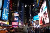 Olivia en New York!