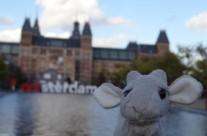 Olivia vuelve a Amsterdam